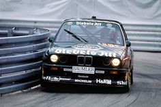 Sports Car Racing, Race Cars, Road Racing, Bmw E30 M3, Bmw 2002, Motosport, Bmw Classic, Rally Car, Car Pictures