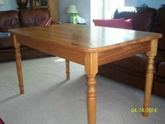 Kitchen table - second hand £35