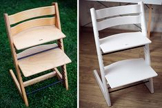 Jak odmalować krzesło Tripp Trapp || Tripp Trapp makeover