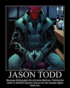 Jason Todd Is Right by TopcowImage2dF.deviantart.com on @deviantART