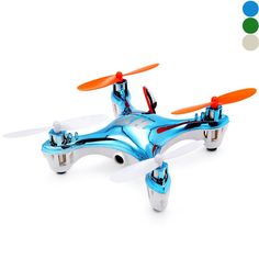 HT F803 4-CH 6-Axis 360° Flips 2.4GHz RC Quadcopter w FPV Camera