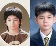 Netizens Fall for Produce 101 Trainees All Over Again with Childhood Photos Childhood Photos, Produce 101 Season 2, Ong Seongwoo, 3 In One, Forever Young, Kpop Boy, Jinyoung, Love Of My Life, Boy Bands