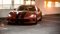 Right spots, wrong car: Where to park a Dodge Viper in L.A.? • Petrolicious