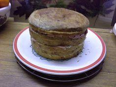 cucina di casa: panettone salato