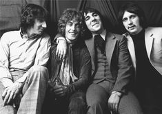 What was interesting about what the Who did is that we took things which were happening in the pop genre and represent them to people so that they see them in a new way - The Who