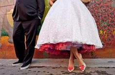 had to have the crinoline `s under your skirts ..sometimes we would put 2 on..the more the skirt popped out...the cooler you were!!