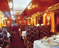 Train Chartering - Swiss Train Bleu available for charter
