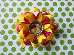 Belle hair bow also available lalaloopsy Sofia the por bellecaps