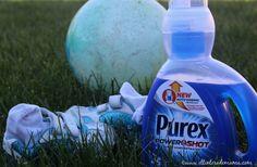 Purex PowerShot un detergente a tu medida - El Tintero de Mamá #PurexPowerShot #eltinterodemama