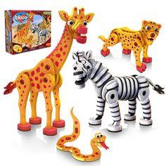 Bloco Toys - Savanna in Pajamas