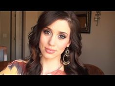 Easiest Smokey Eye EVER! (Great for Beginners) - I love this girl's website, she has great makeup and hair tutorials