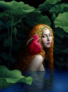 NYMPH BY CHIE YOSHII