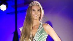 Elise Gronnesby Crowned Miss Universe Norway 2014 - Beauty Pageant News Miss Universe 2014, Pageants, Beauty Pageant, Beauty Queens, Norway, Bikinis, Swimwear, Crown, News