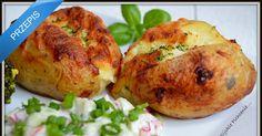 Zapiekane ziemniaki http://kobieceinspiracje.pl/15118,zapiekane-ziemniaki.html