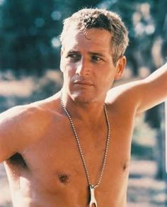 Paul Newman...only discovered him while watching Cat on a Hot Tin Roof over Christmas but I thought he was pretty fabulous