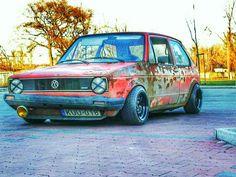 at lovers? Owne at lovers? Volkswagen Golf Mk2, Volkswagen Transporter, Vw Mk1, Volkswagen Caddy, Mk1 Caddy, Vw Rat Rod, Jetta A2, Rat Look, Vw Vintage