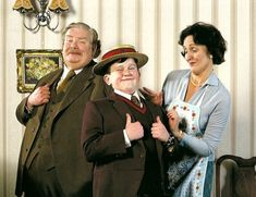 """Most of us can agree on the fact that the Dursleys are dumb idiots who don't know anything about the wizarding world, or magic in general. 