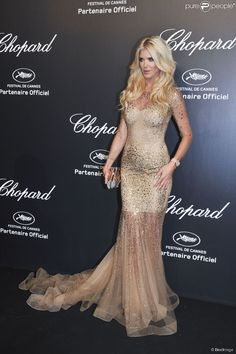 Victoria Silvstedt.. #Cannes2015