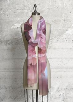 Modal Scarf - Purple Mountain Flowers by VIDA VIDA 4IFBq
