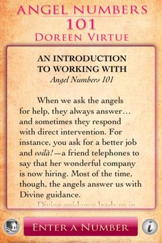 """""""You have guardian angels with you right now — continuously — guaranteed! Your angels guide you through your thoughts, feelings, words, and visions. They also show you signs—that is, things that you see repeatedly with your physical eyes. One of their favorite signs relates to number sequences. These are numerals that you repeatedly see on license plates, phone numbers, clocks, and so on.  If you've ever wondered about the significance of these number sequences, you're not alone."""" -Doreen…"""