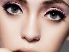 Great Mascara Tips for Short Eyelashes  #beautytips #makeuptips