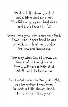 Father's Day Poem + Printable | R & R Workshop #giftidea #poem #fathersday