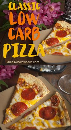 Wish I had this recipe sooner! Super easy and delicious low carb pizza (even my non-lowcarbing husband liked it)!