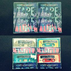 TAPE TONE by HENRY HOMESWEET ⩓deep⩓  ⩓strange⩓  ⩓hazy⩔  ⩔sexy⩔  ⩔chill⩔ credits released 10 March 2013   henry homesweet  digdugDIY