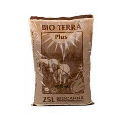 Bio Terra Plus 50 y 25 litros Biocanna sustrato ecologico 100%
