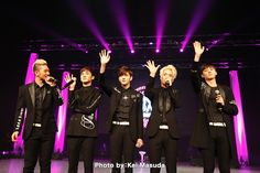 【画像】「NU'EST JAPAN TOUR 2014~ONE L.O.Λ.E~」@舞浜アンフィシアター