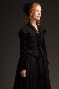 "Salem S1 Tamzin Merchant as ""Anne Hale"""
