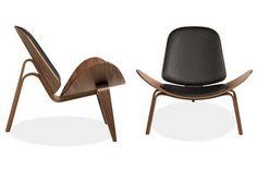 Hans Wegner bentwood chairs