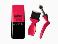 #makeup #maquiagem #MascaraMegaCilios #Avon