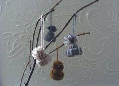 Winter Hat Ornaments