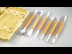Trucos y herramientas de la Masa flexible - Cerámica fría - Porcelanicrón - YouTube