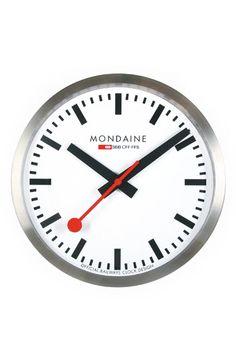 Reloj pared Mondaine