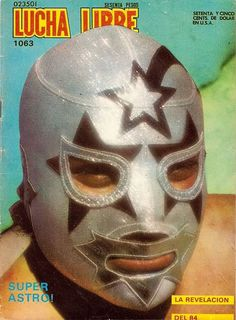 Fourth World Blues Super Astro, Luchador Mask, Mexican Wrestler, Mexican Mask, Dogfish Head, Fourth World, Sport Of Kings, Masked Man, Vintage Classics