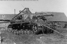 Pz.Kpfw. IV Ausf. F2 (G) №- B11. of Pz.Rgt.29, 12th Panzer Division, Ssinjawino, Russia, spring 1943,