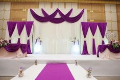 of Pipe And Drape/Wedding Drapery Pipe Stand/Wedding Decor Pipe And Drape/Stainess Steel Wedding Backdrop Stand _ {categoryName} - AliExpress Mobile Version - Wedding Backdrop Design, Wedding Draping, Wedding Stage Decorations, Backdrop Decorations, Backdrop Lights, Backdrop Ideas, Wedding Mandap, Wedding Backdrops, Wedding Receptions
