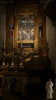 Vitae Fratrum Veglia Pasquale   At Basilica of San Domenico.