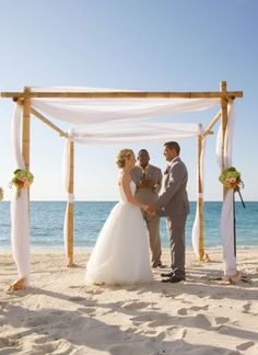 Turks & Caicos Beach Wedding: David & Monica, Grace Bay Beach, May 2016