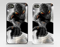 Spiderman iPhone 4 4s Hard Back Cover Case Variety of Designs