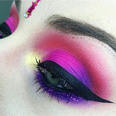 Hottest Eye Makeup Looks Bright Eye Makeup, Subtle Makeup, Makeup Eye Looks, Unique Makeup, Sexy Makeup, Natural Eye Makeup, Kiss Makeup, Smokey Eye Makeup, Glam Makeup