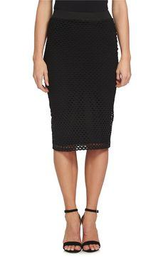 Main Image - 1.STATE Mesh Midi Skirt