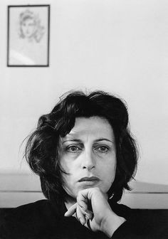 Anna Magnani by Herbert List
