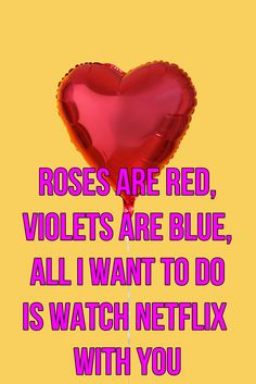 11 Updated Versions Of Valentine's Day Poems