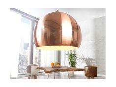 ~༺ Lampa Wisząca Copper Ball | Le Mans Design i22973