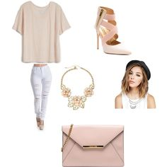 GIRLS NIGHT OUT  by missthing02 on Polyvore featuring polyvore fashion style Fine Collection Gemma Simone Wet Seal