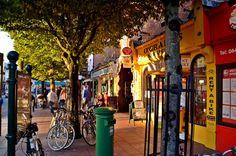 Exploring the beautiful town of Killarney, Ireland