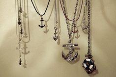 So pretty.  Love anchors!